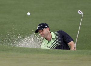 The Masters: Garcia shows he's still on game, shares lead after 1st round