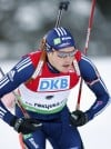 Burke is 1st US biathlete to take World Cup lead