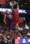 Arizona Wildcats Red-Blue Game