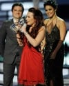 People's Choice Awards Demi Lovato, Josh Hutcherson, Vanessa Hudgens