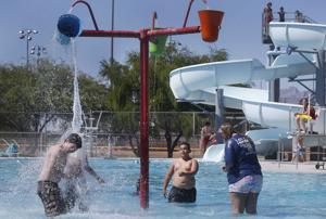 Splash your way through hot summer months
