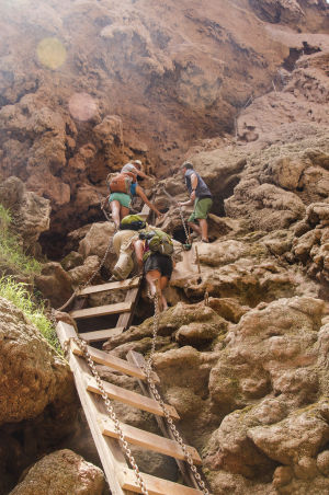 Ring's reflections: Havasupai trip finally fulfills lifetime dream
