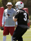 Arizona Cardinals training camp Arians says players in good shape, ready to go