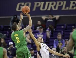 Onetime UA target is now Oregon's sharpshooting star