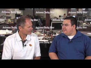 Salpointe Catholic's Dennis Bene reveals his choice for top coach