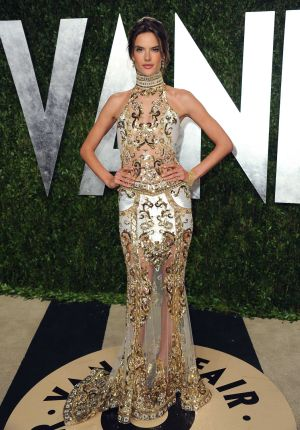 Photos: What celebrities wore to after-Oscars' parties