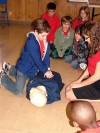 Castlehill kids learn CPR skill; you can, too