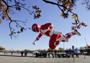 Autumn in Tucson: The 88th annual Macy's Thanksgiving Day Parade