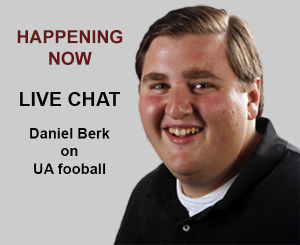 Transcript: Arizona Wildcats football chat with Daniel Berk