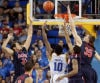 Arizona Wildcats at UCLA college basketball