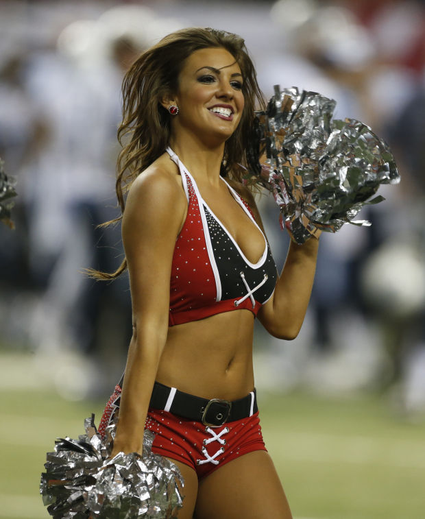 Photos: Preseason NFL cheerleaders