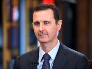 Assad deja a coalición lucha contra extremistas