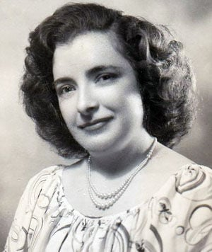 Marie Mercedes Dupont 4/22/1927 8/14/2014