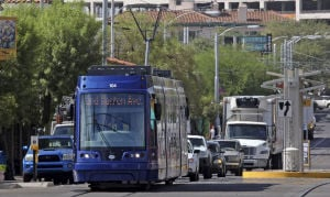 Streetcar ridership holds steady when fares kick in