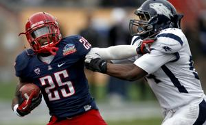 UA sports Throwback Thursday: Arizona vs. Nevada 2012