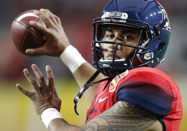 Arizona football: On irreplaceable Cats, nerves, Baker's new role