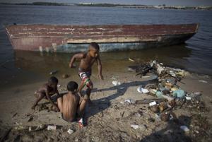 """Río no cuenta con """"plan B"""" para pruebas olímpicas de vela"""