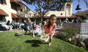 Tucson assisted-living center reaches out with Easter Festival