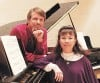 Piano duo to play recital Sunday at Pima College