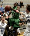 High school boys basketball: Derksen, Amphi too much for Foothills