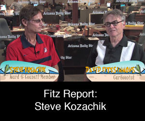 Fitz interviews Steve Kozachik, Tucson city councilman