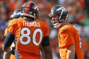 Broncos buscan revancha ante rivales de Super Bowl