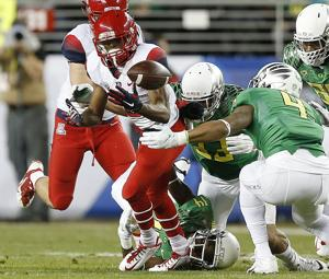 Pac-12 championship football: Arizona manhandled in Pac-12 title game