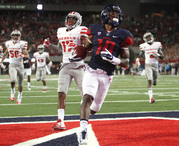 Photos: Arizona vs. UNLV football