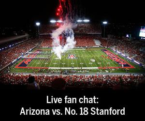 Fan chat rewind: Arizona vs. No. 18 Stanford