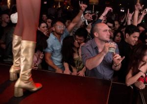 Sin City's super-club scene goes wild