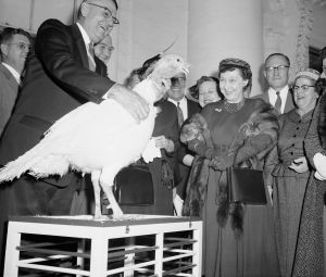 Photos: A look at Thanksgiving Days past