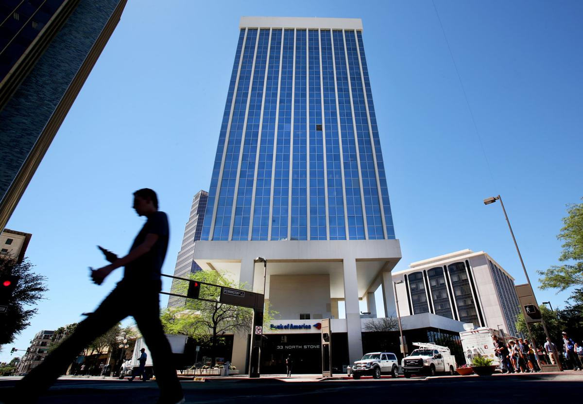 Bank of america vacating downtown tucson tower tucson - Downtown at the gardens movie times ...