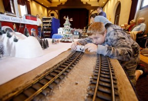 Toy train museum to expand