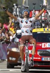 French win 4th as Schleck, Contador play cat-mouse