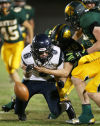 Gilbert Higley vs. CDO high school football