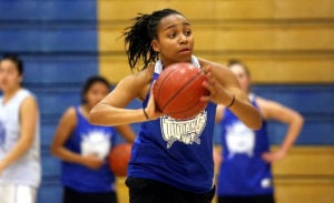 Girls basketball: Titans sophomore takes spotlight