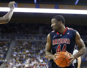Photos: Arizona Wildcats at UCLA college basketball