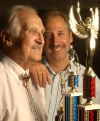 Tucson's first trophy dealer was child actor, WWII vet
