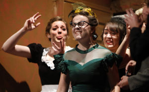 Photos: IRHS production of Clue