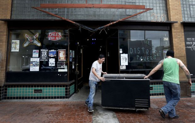 Downtown's District Tavern ending its 10-year run