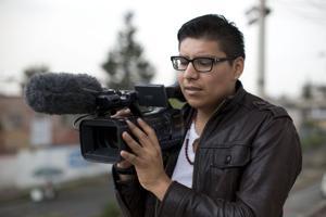 Alumno varado en México recibe visa de EEUU