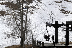 Mt. Lemmon ski area lacks snow