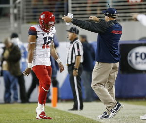 Arizona football: Healthy Solomon looking to bounce back