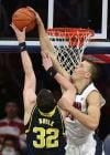 Hansen: Bigger and stronger UA shoves Michigan aside