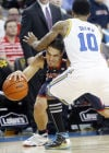 Arizona basketball Nick Johnson finds rhythm after rough month