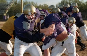 Big Man on Campus: Sabino High School's Top 10: Lineman Saffer paved way for potent Sabercat squad