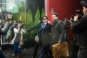 Cancelan estreno de cinta de Rogen entre amenazas