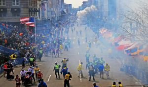 48 locals in the Boston Marathon