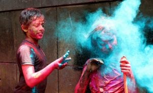 Photos: Hindu festival of colors