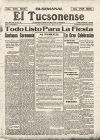 Neto's Tucson: UA online archive reveals a wealth of Mexican-American newspapers